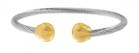 Steel-twist-magnetic-gold-ends