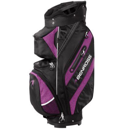 ben_ross_purple_pro_cart_bag_