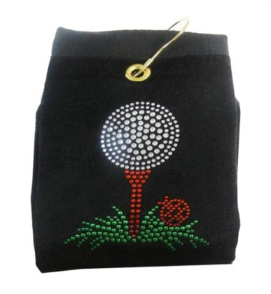 bling-towel-with-ball-and-tee