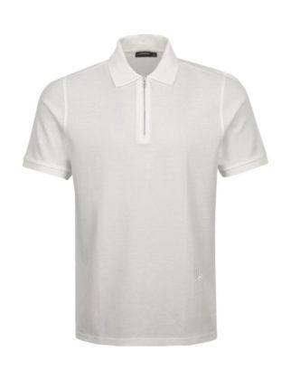 j-lindeberg-White-Fenton-Clean-Zip-Pique-Polo-White