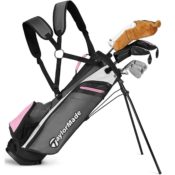 taylormade-rory-8-pink-club-set